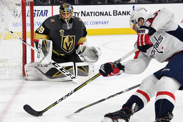 Marc-Andre Fleury Washington Capitals v Vegas Golden Knights