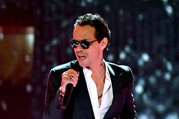 Marc Anthony The 19th Annual Latin GRAMMY Awards  - Social