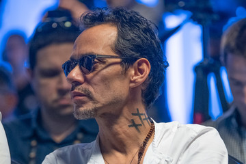 Marc Anthony Miami Marlins News Conference