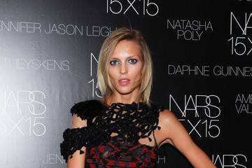 Anja Rubik Marc Jacobs & Daphne Guinness Host The Launch Of NARS 15X15-15 Yrs of NARS