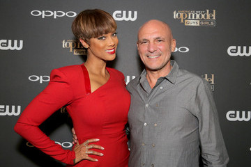 Marc Luzzatto Guests Attend the 'America's Next Top Model' Cycle 22 Premiere Party, Presented by OPPO and NYLON