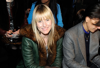 Amy Astley Marc By Marc Jacobs - Front Row - Fall 2012 Mercedes-Benz Fashion Week