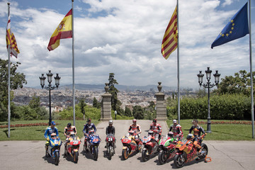 Marc Marquez Pol Espargaro MotoGp Of Catalunya - Previews
