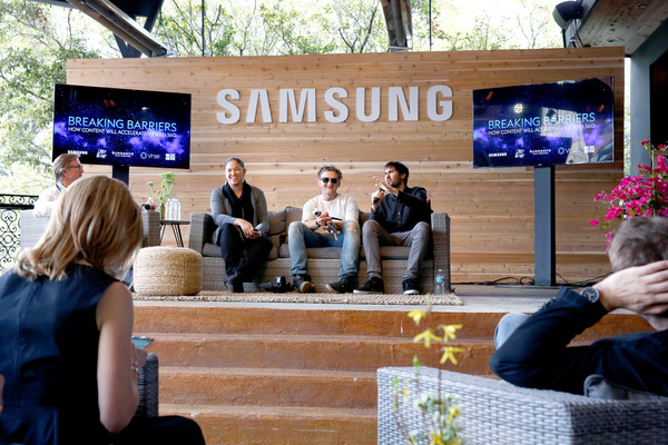 The Samsung Studio at SXSW 2016