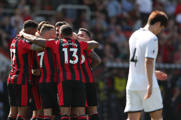 Marc Pugh AFC Bournemouth v Swansea City - Premier League