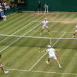Marcel Granollers Day Nine: The Championships - Wimbledon 2021