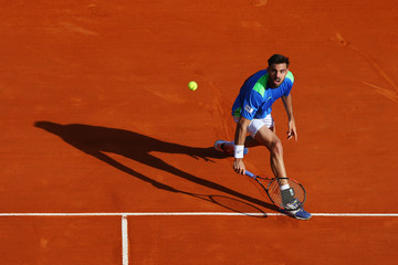 Marcel Granollers ATP Masters Series: Monte Carlo Rolex Masters - Day Six