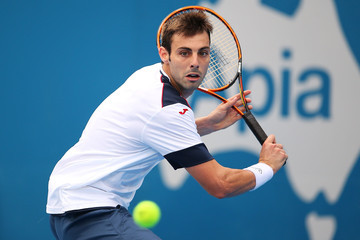 Marcel Granollers Sydney International: Day 3