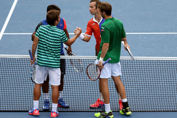 Marcel Granollers US Open Tennis: Day 8