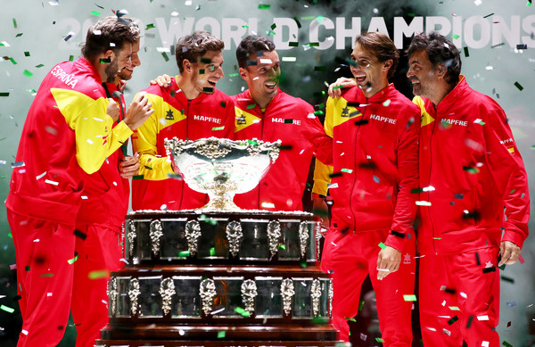 2019 Davis Cup - Day Seven