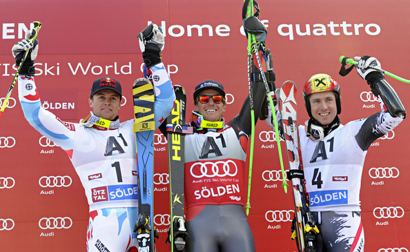 Marcel Hirscher - Audi FIS Alpine Ski World Cup