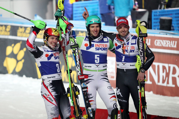 Marcel Hirscher - Audi FIS World Cup: Men's Slalom
