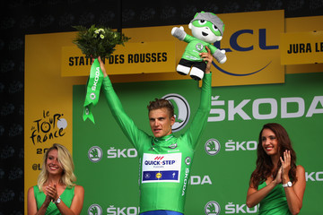 Marcel Kittel Le Tour de France 2017 - Stage Eight