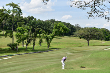 Marcel Siem Maybank Championship Malaysia - Day One