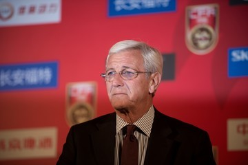 Marcello Lippi Marcello Lippi, China's Newly Appointed National Football Team Coach, Holds His First Press Conference in Beijing