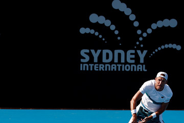 Marcelo Melo 2018 Sydney International - Day 6