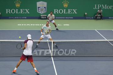 Marcelo Melo 2019 Rolex Shanghai Masters - Day 7