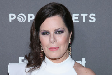 Marcia Gay Harden Entertainment Weekly Celebrates Screen Actors Guild Award Nominees At Chateau Marmont Sponsored By L'Oréal Paris, Cadillac, And PopSockets - Arrivals