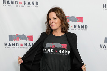 Marcia Gay Harden Hand in Hand: A Benefit for Hurricane Relief - Los Angeles - Press Room