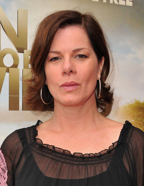 Marcia Gay Harden Actress Marcia Gay Harden arrives to the premiere of ...