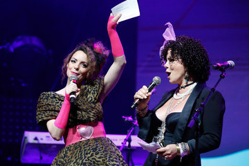 Marcia Gay Harden Nashville '80s Dance Party Benefiting The Alzheimer's Association - Inside