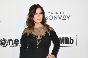 Marcia Gay Harden Marriott Bonvoy Moments At The 27th Annual Elton John AIDS Foundation Academy Awards Viewing Party Celebrating EJAF And The 91st Academy Awards - Arrivals