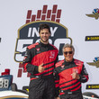 Marco Andretti Celebrities Arrive For The 2019 Indianapolis 500