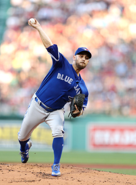Toronto Blue Jays Vs. Boston Red Sox