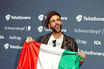 Marco Mengoni Eurovision Song Contest Held in Sweden