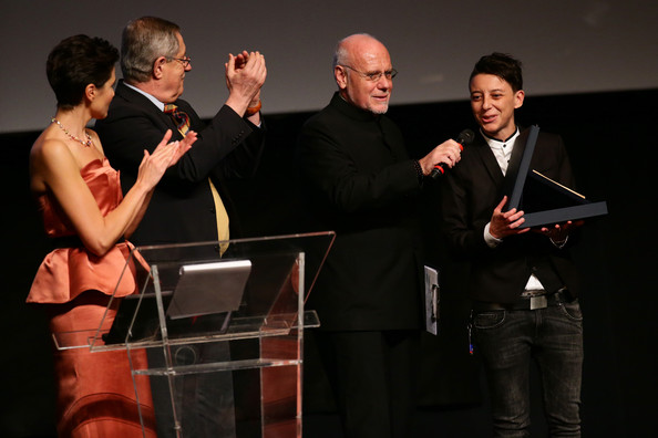 Official Award Ceremony - The 8th Rome Film Festival []