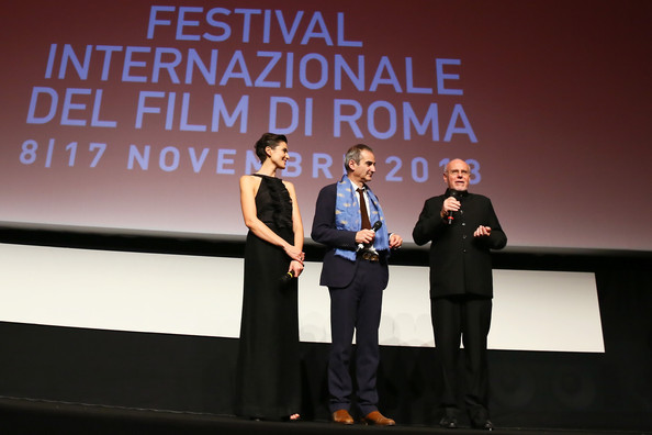 Maverick Director Award To Tsui Hark - The 8th Rome Film Festival []