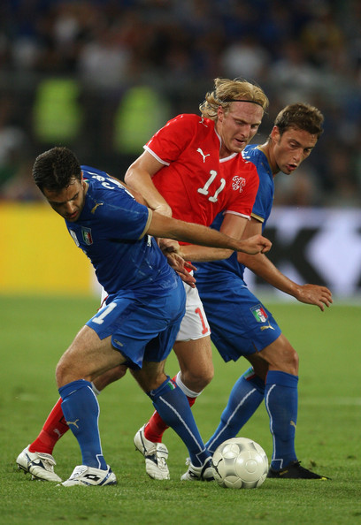 Switzerland v Italy - International Friendly []