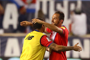 Marco Urena Costa Rica v United States - FIFA 2018 World Cup Qualifier