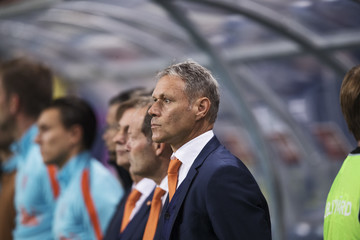 Marco Van Basten Sweden v Netherlands - 2018 FIFA World Cup Qualifier