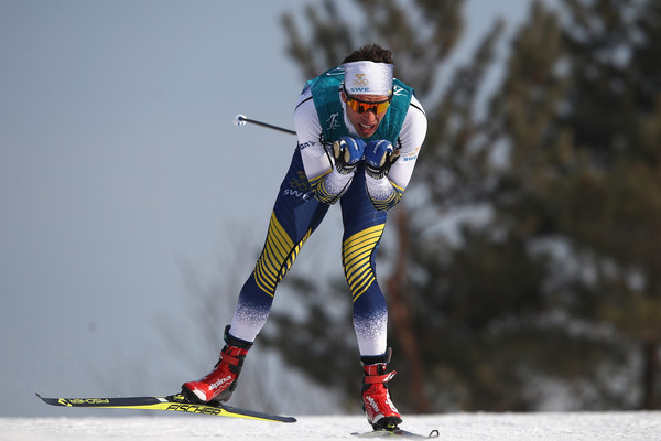 Cross-Country Skiing - Winter Olympics Day 7