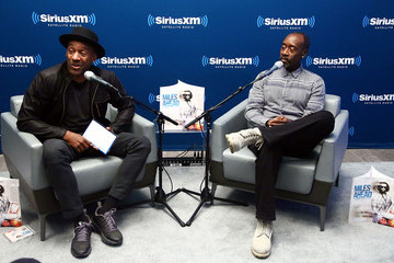Marcus Miller SiriusXM's 'Town Hall' With Don Cheadle