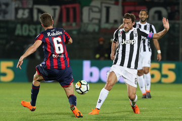Marcus Rohden FC Crotone vs. Juventus - Serie A