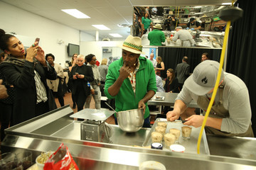 Marcus Samuelsson Citi and Harlem EatUp! Host Cook-Off Between Harlem Restaurants Judged by Marcus Samuelsson and Other Harlem Culinary Experts