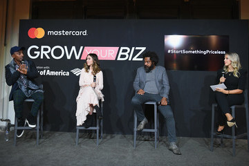 Marcus Samuelsson Mastercard x Bank Of America Grow Your Biz Contest Final Event