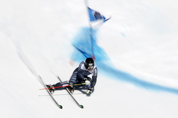 Marcus Sandell Audi FIS Alpine Ski World Cup - Men's Giant Slalom and Women's Slalom