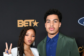 Marcus Scribner BET Presents The 51st NAACP Image Awards - Red Carpet