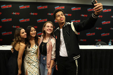 Marcus Scribner DreamWorks She-Ra And The Princesses Of Power At New York Comic Con