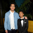 Marcus Scribner CAA NAACP Image Awards After Party