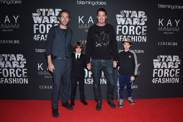 Marcus Wainwright Star Wars 'Force 4 Fashion' - Arrivals