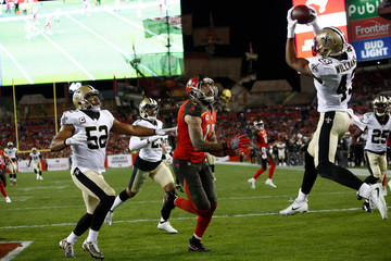 Marcus Williams New Orleans Saints v Tampa Bay Buccaneers