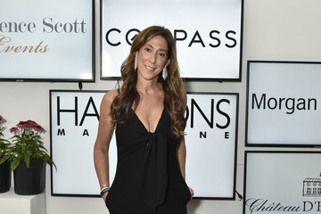 Marcy Bloom Hamptons Magazine 40th Anniversary Bash By Lawrence Scott Events Presented By Compass