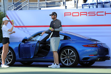 Mardy Fish Maria Sharapova and Friends, Presented by Porsche