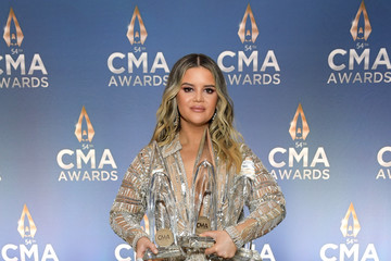 Maren Morris The 54th Annual CMA Awards - Winners Stop