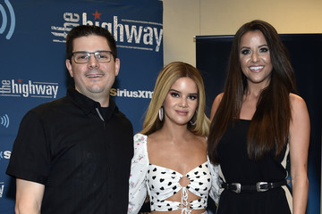 Maren Morris SiriusXM's The Highway Channel Broadcasts Backstage Leading Up To The ACMs