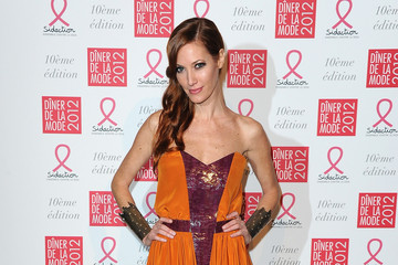 Mareva Galanter Sidaction Gala Dinner 2012